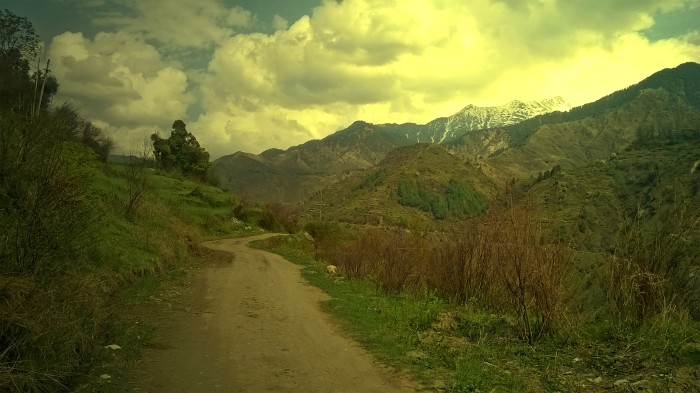 As a 'Jajabor' in Himachal-(Chapter-I)